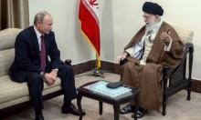 خامنئي لبوتين: إيران وروسيا قادرتان على تهميش أميركا