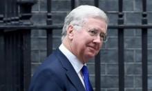 استقالة وزير الدفاع البريطاني على خلفية اتهامات بالتحرش