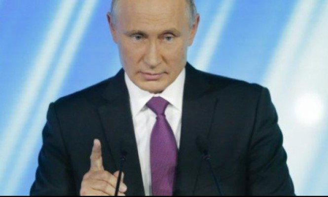 بوتين يناقش النووي الإيراني والتعاون الاقتصادي وسورية في طهران
