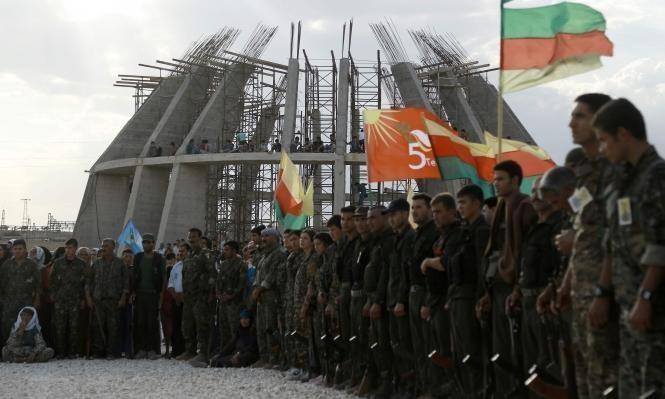 """تركيا ترفض مشاركة كردية في """"مؤتمر الشعب السوري"""""""