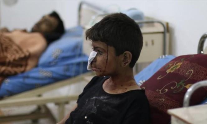 """رواية الأطفال: """"عندما قصفت مدرستنا بغوطة دمشق الشرقية"""""""
