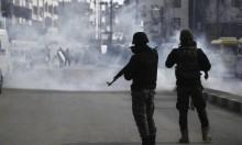 الاشتباكات بين الأمن والمسلحين تعود لشوارع نابلس