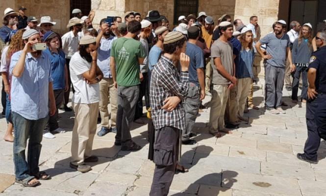 70% من الإسرائيليين يؤيدون السماح لهم الصلاة بالأقصى