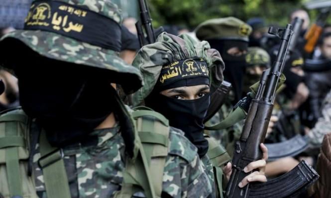 """""""الوقت ينفذ"""": الجهاد الإسلامي يتوعد الاحتلال في شريط فيديو"""
