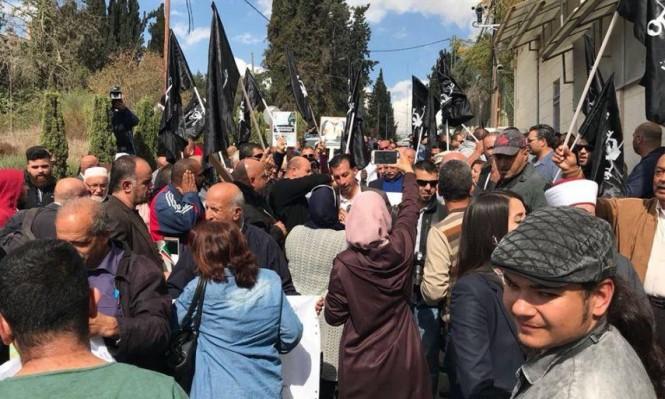 الاحتلال يقمع وقفة منددة بوعد بلفور بالقدس