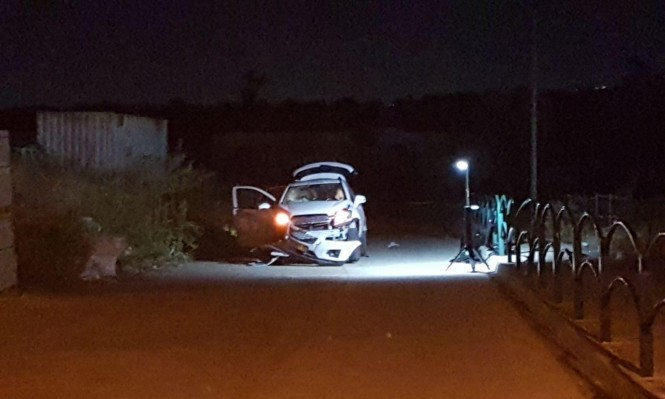 شفاعمرو: إصابة اثر انفجار سيارة عضو بلدية