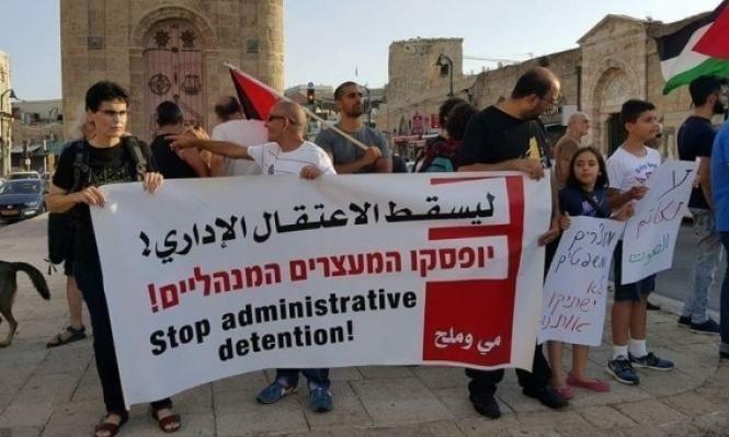 الاحتلال يصدر أمر اعتقال إداري بحق 24 أسيرا