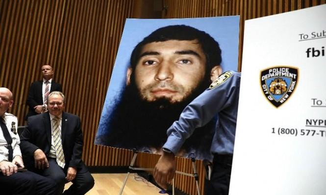 """سايبوف للمحققين: """"راض عما فعلت... أريد رفع علم داعش"""""""