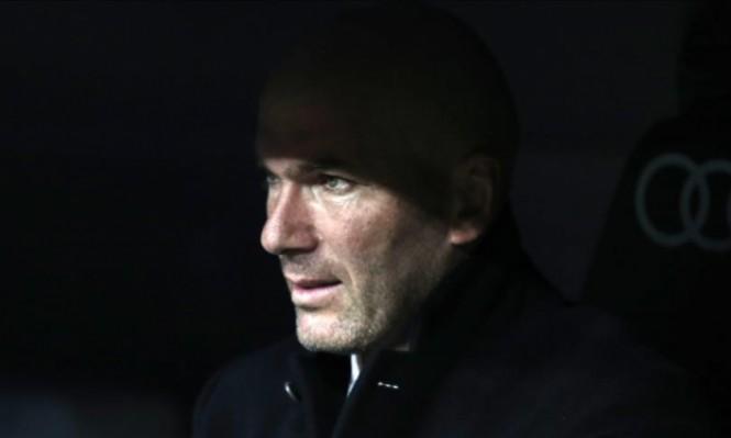 زيدان: الجميع محبط في ريال مدريد بعد ثلاثية توتنهام