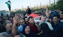 المئات يشيعون الشهيد برصاص الاحتلال قرب مستوطنة حلميش