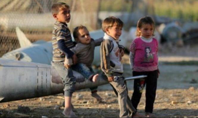 الغوطة الشرقية: التعليم بمعدات خاوية
