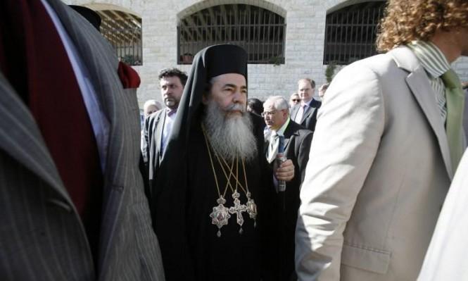 رجلا أعمال يهوديان ضالعان بصفقات عقارات البطريركية الأرثوذكسية