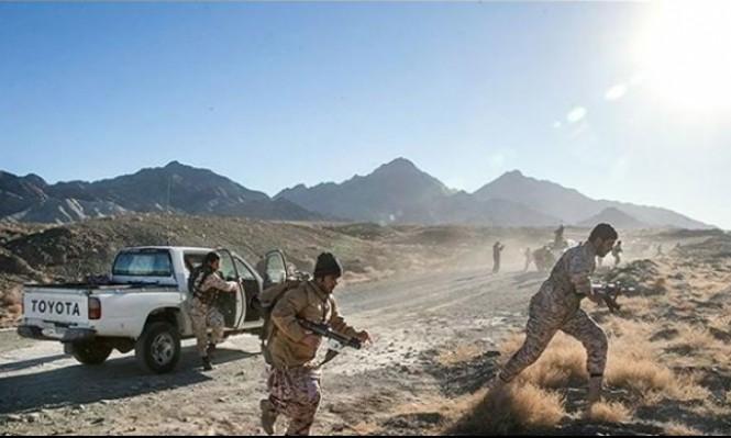 مقتل 8 جنود إيرانيين باشتباكات مع مسلحين أكراد