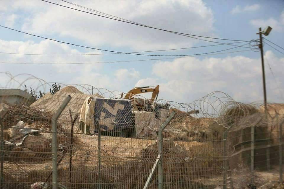 إصابة فلسطيني برصاص الاحتلال قرب مستوطنة شمالي الخليل
