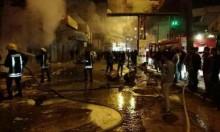 حرق ممتلكات وتوتر بالرام عقب مقتل معتز كرامة