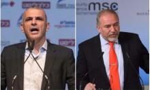 ليبرمان وكحلون: لن نجلس في حكومة يرأسها غباي