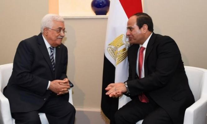 عباس يلتقي السيسي بشرم الشيخ الاثنين المقبل