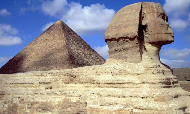 """أسرار الفرعون: تفاصيل التجويف المكتشف حديثًا بهرم """"خوفو"""""""