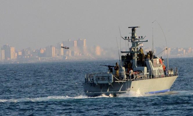 """البحرية الإسرائيلية تطور جهازا لمواجهة """"كوماندز حماس"""""""