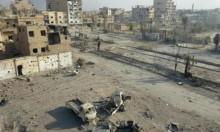 مقتل 75 مدنيا بتفجير مفخخة بدير الزور