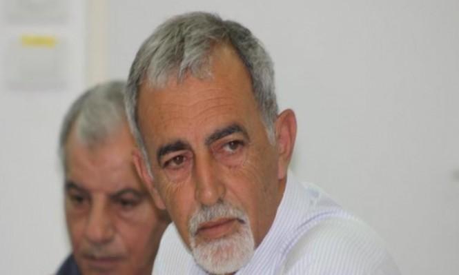 إقصاء نادر يونس عن عمله رئيسا للجنة التنظيم في وادي عارة