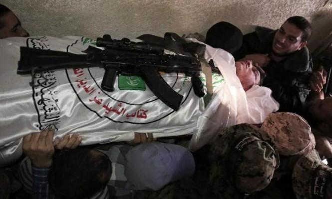 إسرائيل تحتجز جثامين شهداء نفق غزة