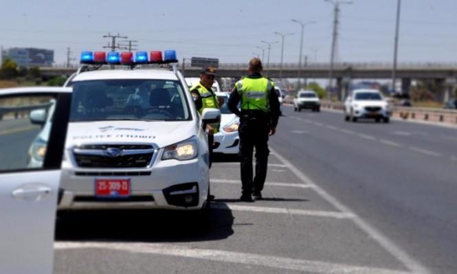 إصابة شخص في حادث طرق قرب شفاعمرو