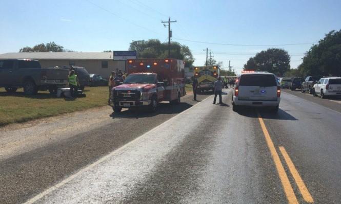 مقتل 27 في إطلاق نار  بكنيسة في تكساس