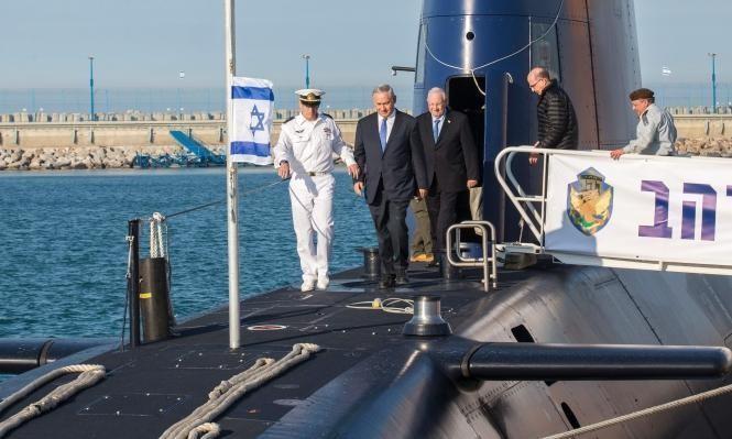 اعتقال شمرون ومقرب من نتنياهو بفساد صفقة الغواصات