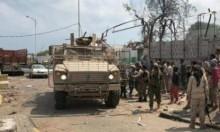 مقتل 23 جنديا بعدن والتحالف يغلق المنافذ اليمينة