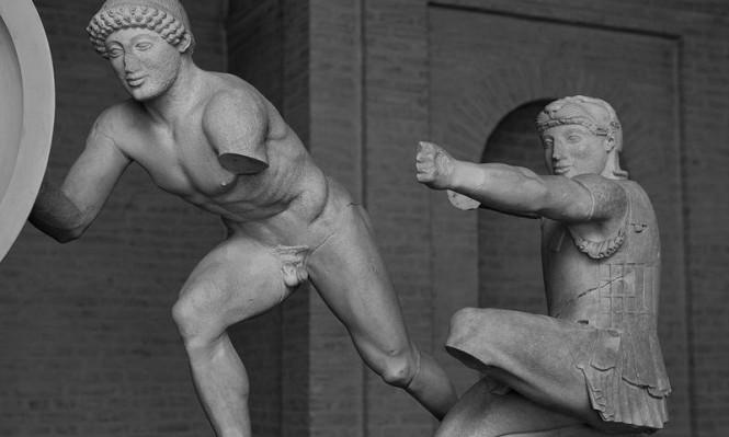 العثور على أول قاعة ألعاب رياضية تعود للعصر اليوناني في مصر