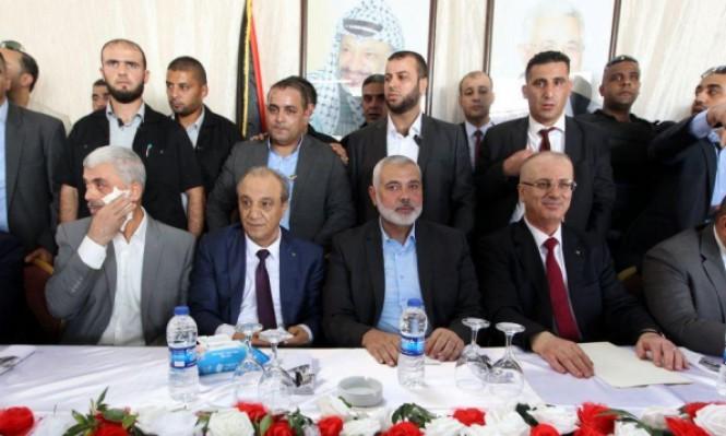 الحمد الله يدعو الفصائل لحسم الملف الأمني بغزة