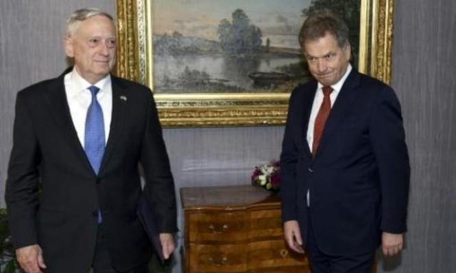 """ماتيس يستبق انهيار """"داعش"""" ويبحث عن حل دبلوماسي بسورية"""