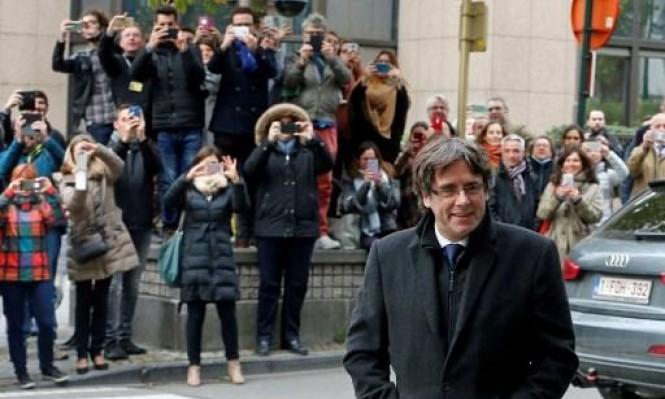 القضاء البلجيكي يطلق سراح رئيس كاتالونيا المُقال بشروط
