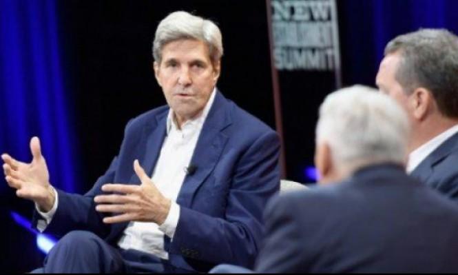كيري: رفض الكونغرس للاتفاق النووي خطير جدا