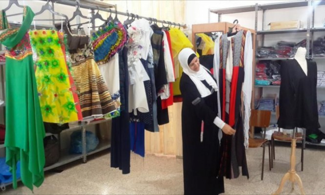 """رام الله: عرض أزياء فلسطيني """"صديق للبيئة"""""""