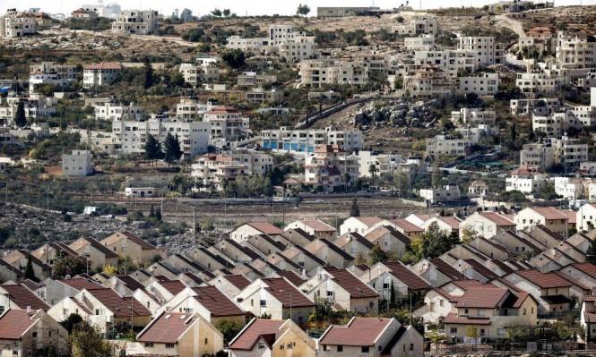ضوء أخضر لتكثيف البناء بالمستوطنات حول القدس