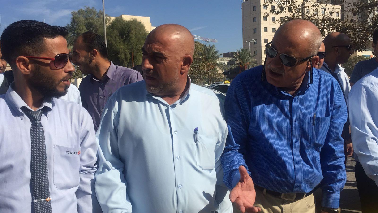 المطالبة بفصل مديرة المحطة المركزية ببئر السبع