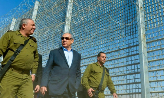 إسرائيل تعتزم تدشين جدار إضافي على الحدود مع الأردن