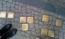 من سرق ألأحجار التذكارية لضحايا النازية؟