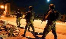 الاحتلال يعتقل 9 فلسطينيين بينهم قيادي في حماس
