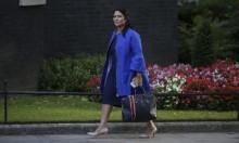 """استقالة وزيرة بريطانية لاجتماعها بمسؤولين إسرائيليين بصورة """"غير رسمية"""""""