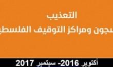 تقرير جديد يرصد جرائم التعذيب في السجون الفلسطينية