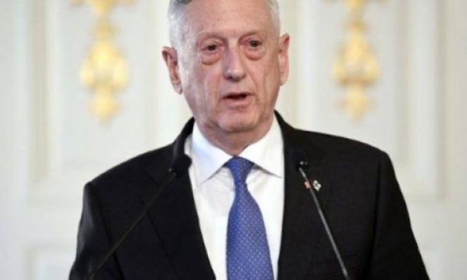 ماتيس يناقش في بروكسل ملفات سورية وروسيا وأفغانستان وكوريا الشمالية