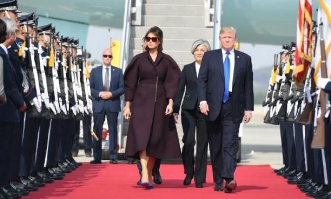 ترامب محذرا كوريا الشمالية: لا تقللوا من شأننا لا تمتحنونا
