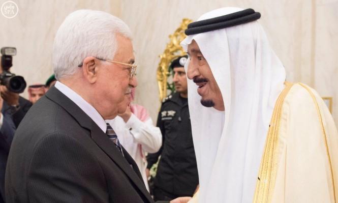 عباس للكويت وتكتم على جلساته بالرياض مع سلمان ونجله
