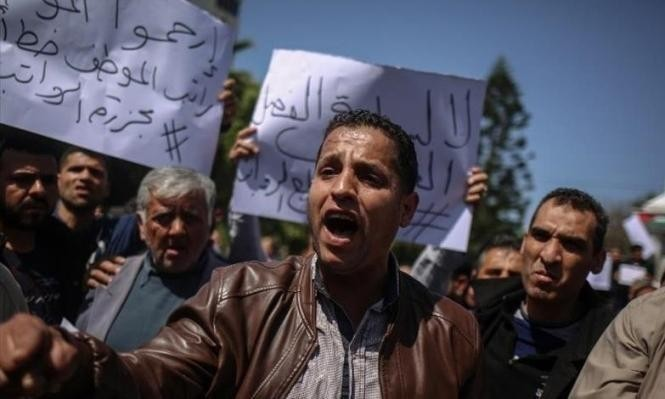 """الشعبية: التقاعد المبكر """"عقاب جماعي"""" لسكان غزة"""