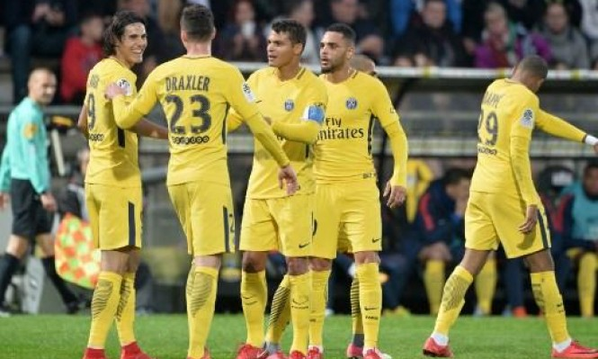سان جيرمان يخطط لضم لاعبي ريال مدريد وميلان