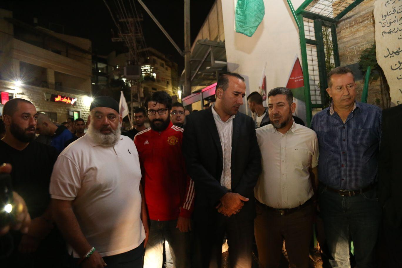في الذكرى الثالثة لاستشهاده: إصرار على معاقبة قتلة حمدان