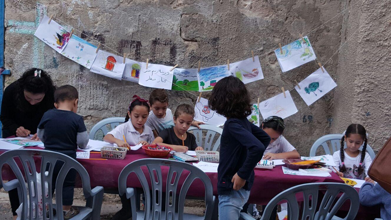 """""""مهرجان الزيتون... حكاية بلد"""" في شفاعمرو"""